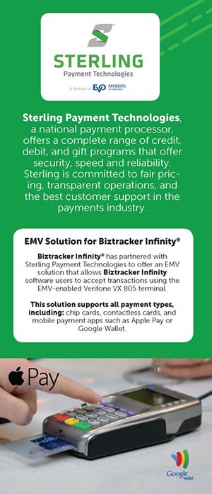 Biztracker POS Software